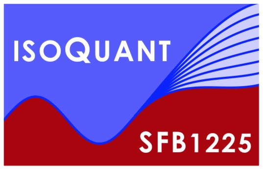 SFB 1225 ISOQUANT